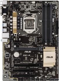 Материнская плата ASUS Z97-P LGA 1150, ATX, Ret