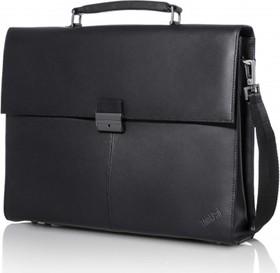 """Сумка для ноутбука LENOVO Executive 14.1"""" кожа черный [4x40e77322]"""