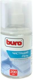 Чистящий набор BURO BU-Gsurface (салфетка и гель)