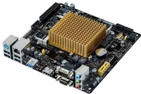 Материнская плата ASUS J1800I-C mini-ITX, Ret