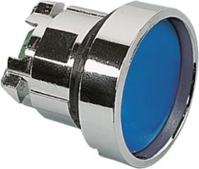 ZB4BH06, Blue flush latching head
