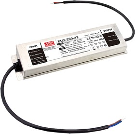 ELG-200-48, AC/DC LED, блок питания для светодиодного освещения