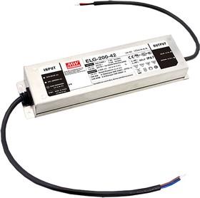 ELG-200-36A-3Y, AC/DC LED, блок питания для светодиодного освещения