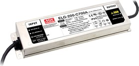 ELG-200-C1050-3Y, AC/DC LED, блок питания для светодиодного освещения