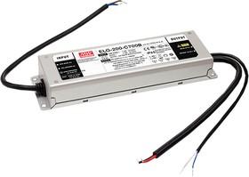 ELG-200-C2100DA, AC/DC LED, блок питания для светодиодного освещения