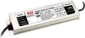 ELG-240-C700A-3Y, AC/DC LED, блок питания для светодиодного освещения