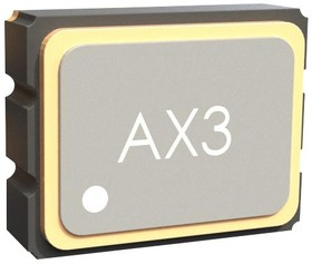 AX3PAF1-200.0000, OSCILLATOR, LOW JITTER 200.00MHZ LVPECL XO 05AH2380