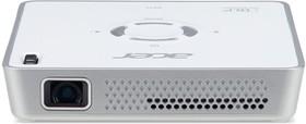 Фото 1/9 Проектор Acer C101i DLP 150Lm (854x480) 1200:1 ресурс лампы:20000часов 1xHDMI 0.265кг