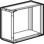 Распределительный шкаф XL3 400 - металлический - высота 600 мм | 020103 | Legrand
