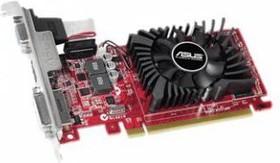 Видеокарта ASUS Radeon R7 240, R7240-OC-4GD3-L, 4Гб, DDR3, Low Profile, OC, Ret