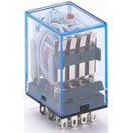 Промежуточное реле 4 конт. с инд. LED 5А 220В AC ПР-   23225DEK   DEKraft