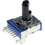 Фото 2/2 RK-1411G-A100K, 2 х 100 кОм, Резистор переменный