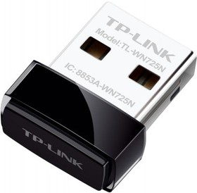 Сетевой адаптер WiFi TP-Link TL-WN725N USB 2.0