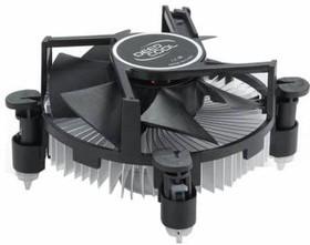 Устройство охлаждения(кулер) Deepcool CK-11509 PWM Soc-775/1150/1155/ 4-pin 26.8-26.8dB Al Ret