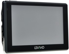 """GPS навигатор LEXAND SA5 HD+, 5"""", авто, 4Гб, Navitel 8.7 с расширенным пакетом картографии, черный"""