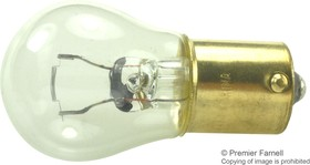 1141, LAMP, INCANDESCENT, BA15S, 12.8V, 18.43W