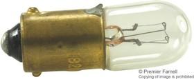 1820, LAMP, INCANDESCENT, MINI BAYONET/BA9S, 28V, 2.8W