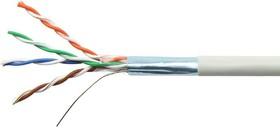 Кабель FTP 4х2х23AWG кат.6 медь Six 305м (м) SUPRLAN 01-1020 (за 1 м)