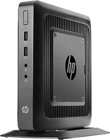 Тонкий Клиент HP Flexible t520, AMD GX-212JC, DDR3L 4Гб, 8Гб(SSD), AMD Radeon HD, HP ThinPro, черный [g9f04aa]