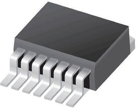 OPA551FAKTWTG3, OP AMP SINGLE GP 30V 7-PIN D2PAK