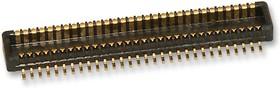 55560-0507, Составной разъем платы, SlimStack 55560 Series, 50 контакт(-ов), Штыревой Разъем, 0.5 мм