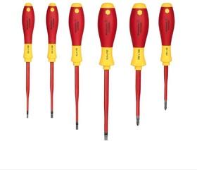 SDIS SL 3.5-6.5/PH1/2, Набор высоковольтных отверток (VDE), 6шт