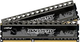 Модуль памяти CRUCIAL Ballistix Tactical Tracer BLT2CP4G3D1869DT2TXRGCEU DDR3 - 2x 4Гб 1866, DIMM, Ret