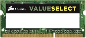 Модуль памяти CORSAIR CMSO8GX3M1C1600C11 DDR3L - 8Гб 1600, SO-DIMM, Ret
