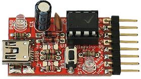 Фото 1/3 OLIMEXINO-85-ASM, Программируемый контроллер на базе ATtiny85 (Digispark's Arduino)