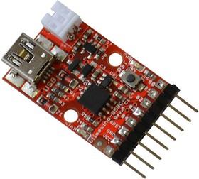 Фото 1/2 OLIMEXINO-85BC, Программируемый контроллер на базе ATtiny85 (Digispark's Arduino)