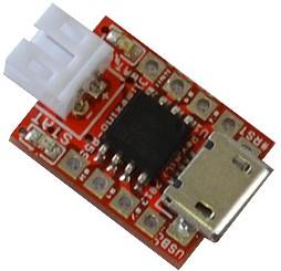 Фото 1/2 OLIMEXINO-85S, Программируемый контроллер на базе ATtiny85 (Digispark's Arduino)