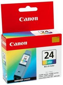 Картридж CANON BCI-24C 6882A002, многоцветный