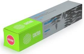 Картридж CACTUS CS-O530C голубой
