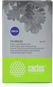Картридж CACTUS CS-ERC23 черный