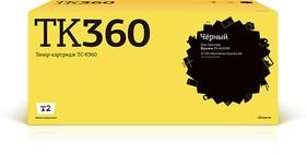 Картридж T2 TC-K360 черный