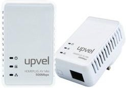 Сетевой адаптер HomePlug AV UPVEL UA-251PK Ethernet