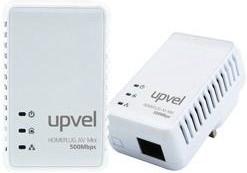 Сетевой адаптер PowerLine UPVEL UA-251PK Ethernet