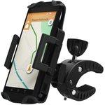 Держатель Hama Bike Holder 00178251 черный для смартфонов ...
