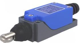 Фото 1/2 AH8112, Концевой выключ с метал. роликом продоль. диам. 12,4мм