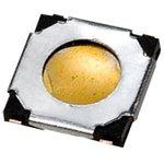 IT-1187UN-160G-G, кнопка тактовая 5.2х5.2 SMD h=0.8мм
