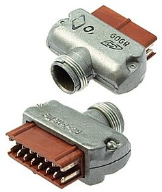 РШ2Н-1-29 вилка, Вилка кабельная (ответная часть РГ1Н-1-5)