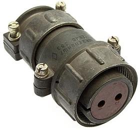 ШР28П2НШ7, Розетка на кабель