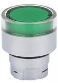 NP2-BW33, Головка с самовозвратом и подсветкой зеленая