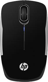 Мышь HP z3200 оптическая беспроводная USB, черный [j0e44aa]