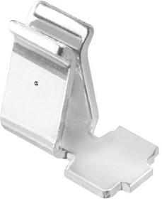 S0911-46R, RFI Shield Clip, Beryllium Copper, EMI Shielding, 1.2 mm Width, 2.3 mm Length