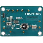 EVB_RT2875BQGCP, Evaluation Board, RT2875B DC/DC Converter ...