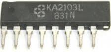 KA2103L, Идентификатор видеосигнала