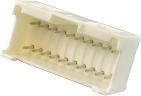 55917-3010, Разъем типа провод-плата, 2 мм, 30 контакт(-ов), Штыревой Разъем, MicroClasp 55917 Series