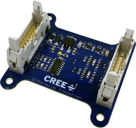 CGD12HB00D, Development Board, CGD12HB00D Differential Transceiver, 2-Channel