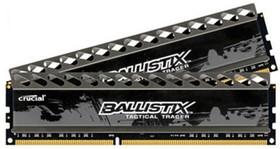 Модуль памяти CRUCIAL Ballistix BLT2CP8G3D1608DT2TXOBCEU DDR3 - 2x 8Гб 1600, DIMM, Ret